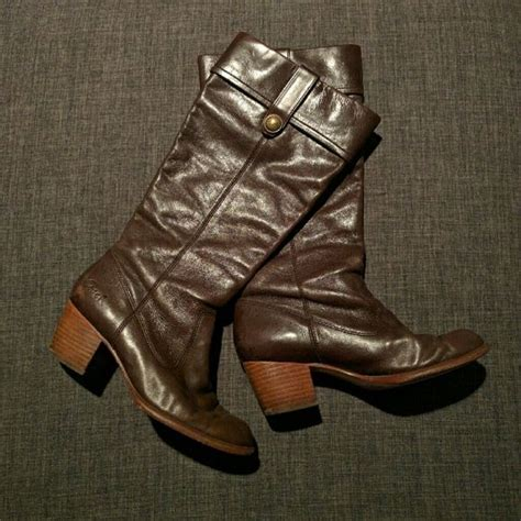 most comfortable leather boots 25 best ideas about brown leather boots on pinterest