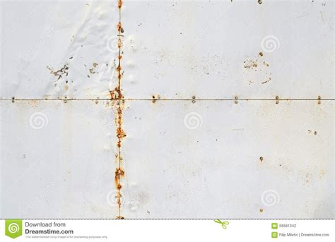 rusty car white background riveted old rusty metal background stock photo image