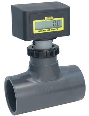 Watermeter 4 By Raja Filter digital water flow meters
