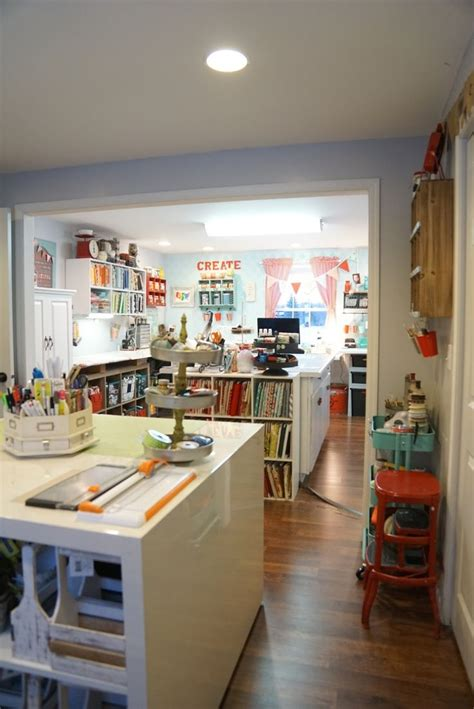 ultimate craft room 203 best craft sewing room images on
