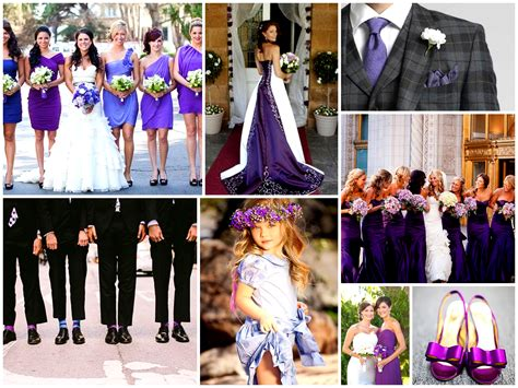 Purple Wedding Ideas – Wedding Ideas: Purple Wedding theme!