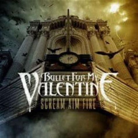 bullet for my discography scream aim bullet for my songs reviews