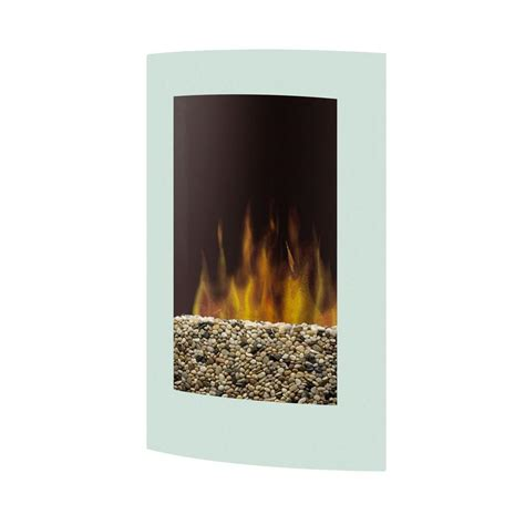 corner wall mount electric fireplace dimplex 23 in wall mount electric fireplace in white