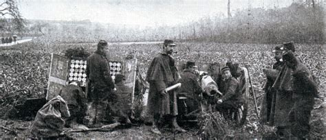 french 75mm battle of the aisne