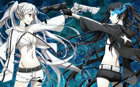 V Anime Rocks by Brs Vs Wrs Black Rock Shooter Photo 20622294 Fanpop