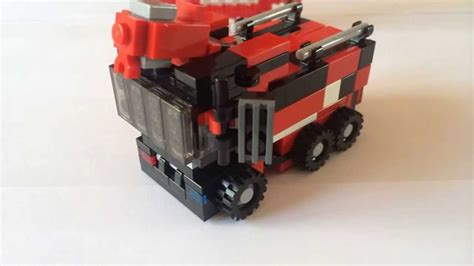 Qlt Lego Transform Warrior 2 In 1 how to build lego transformers sentinel prime