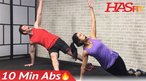 10 min abs workout for 10 minute ab workout