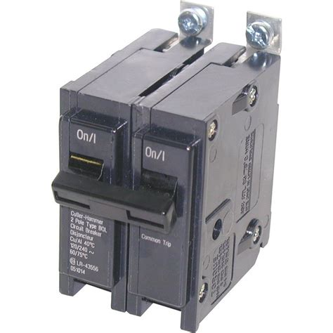 Home Designer Pro Electrical by Eaton Type Bql 30 Amp Double Pole Circuit Breaker Lowe S