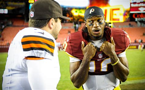 why is rg3 benched rg3 why is he benched benches