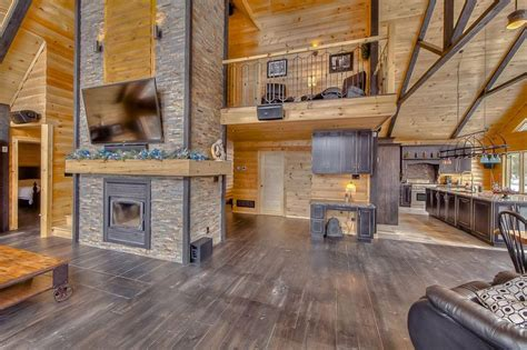 log cabin flooring ideas log home open floor plans with 17 best images about gallery timberblock my heart cabin