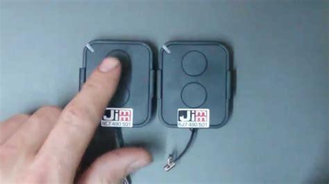 programar mando a distancia garaje 191 c 243 mo programar mandos a distancia