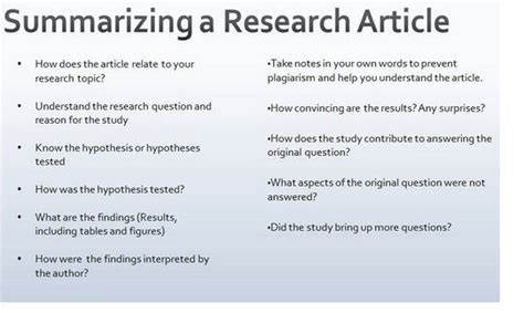 how to summarize a research paper summarize articles reportz515 web fc2
