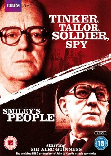 tinker tailor soldier spy b007185ra2 tinker tailor soldier spy smiley s people double pack dvd simplyhe