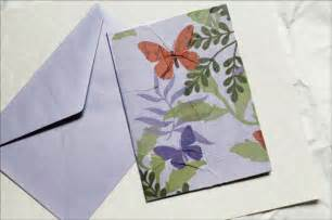 handmade paper greeting cards ideas paper format