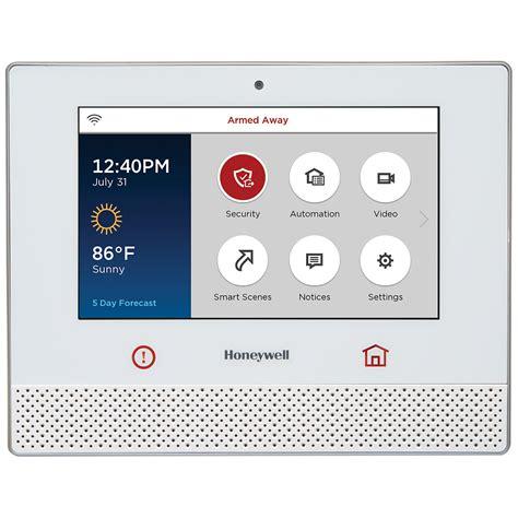 Alarm Panel honeywell lyric lcp500 l wireless touchscreen controller