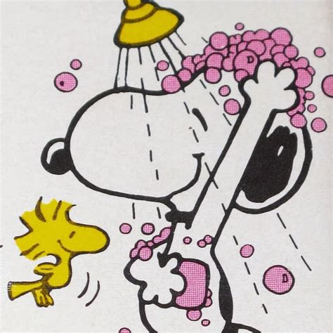 snoopy bathroom to da loos snoopy woodstock in the shower