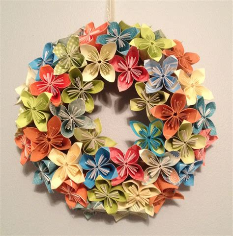 How To Make A Beautiful Paper Flower - how to make beautiful origami kusudama flowers