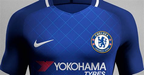 unique nike chelsea 17 18 concept kits revealed footy headlines