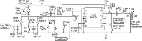 induction heating oscillator circuit induction heating