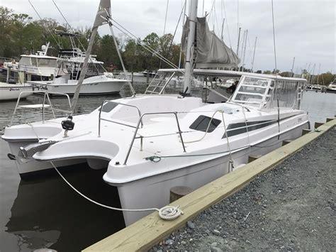 gemini catamaran engine 2016 gemini catamarans freestyle 37 sail new and used