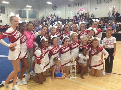 competition cheerleading dodge county high school