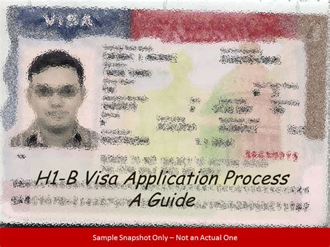 Will I Get H1b Visa If I Do Mba by H1 B Application My Journey Through The Process