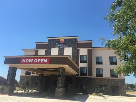 comfort inn and suites locations front elevation quot now open quot picture of comfort inn