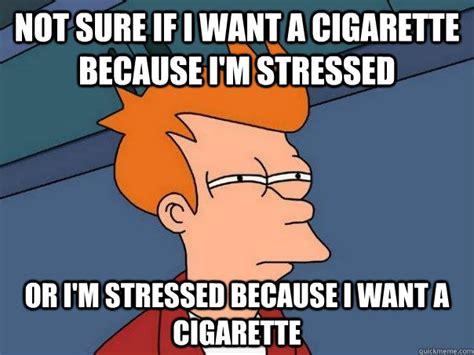 Cigarette Memes - futurama fry memes quickmeme