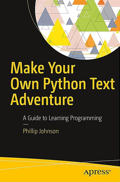 make your own python text adventure buch portofrei