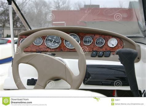 speed boat dashboard motor boat dashboard stock image image of boat motorboat
