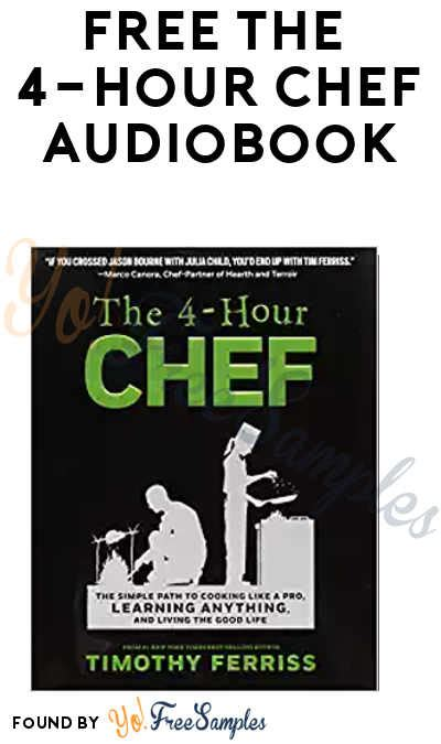 the 4 hour chef the free the 4 hour chef audiobook from mashable yo free sles