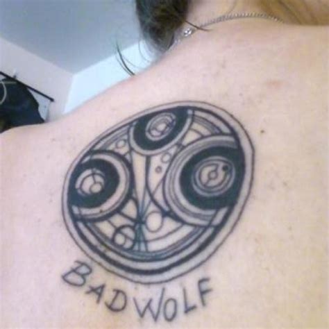 bad wolf tattoo 17 best images about ideas on