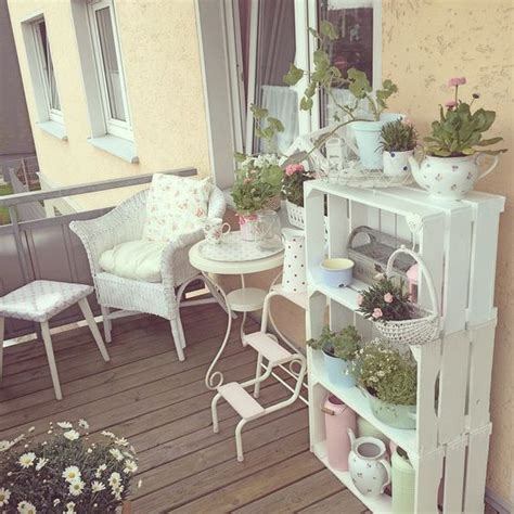 Shabby Chic Ideen by Decorare Il Giardino In Stile Shabby Chic 20 Idee Per