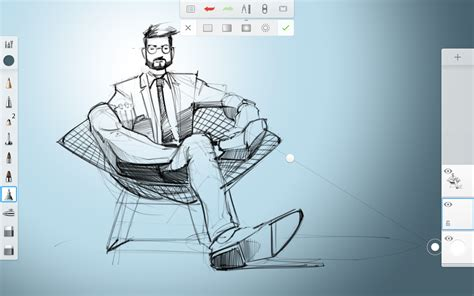 Aplikasi Autodesk Sketchbook Free Apk V3 7 2