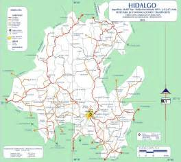 hidalgo road map 1999 size