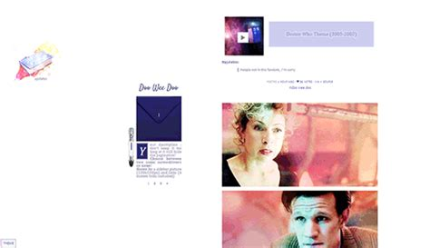 tumblr themes free doctor who doctor who theme on tumblr
