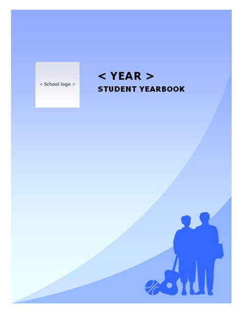 elementary school yearbook template microsoft publisher