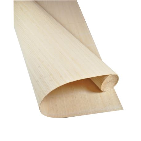 Mat Tie by Bamboo Mat No Tie 7mm Glued On Textile 180cmx500cm