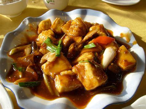 dish of china food menu recipes take out box near meme noodles