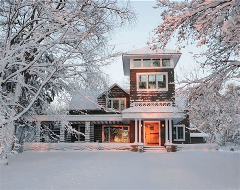 winter homes keeping your house warm for winter home bunch interior