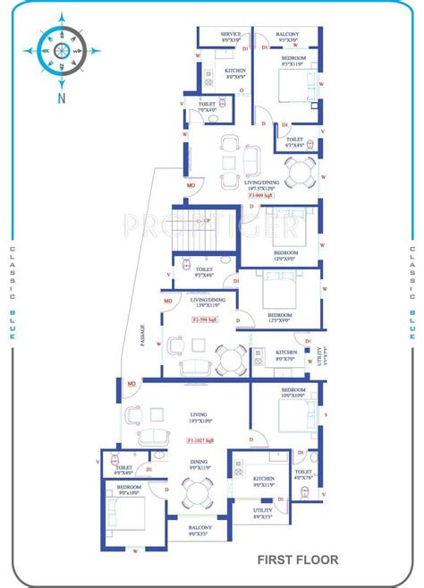 classic homes floor plans 1027 sq ft 2 bhk 2t apartment for sale in yashva classic