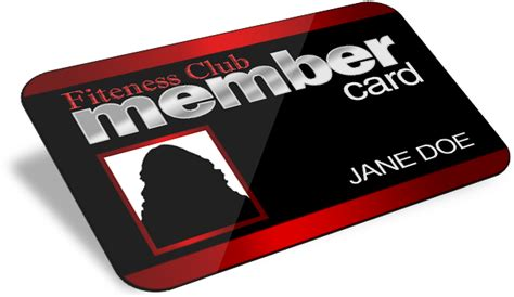 member id card design membership cards barcodesinc