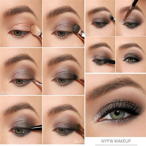 Eyeshadow For 5 step by step smokey eye makeup tutorials for beginners