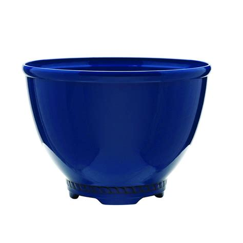 Hdr Planter by Southern Patio Westbourne Bowl 11 5 In Dia Resin Planter