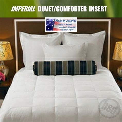 heavy down alternative comforter imperial luxury white down alternative hotel duvet
