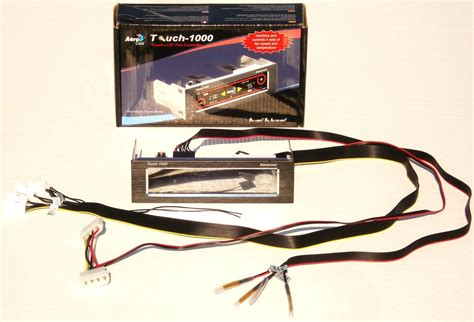 review panel t 225 ctil aerocool touch 1000 al detalle premio
