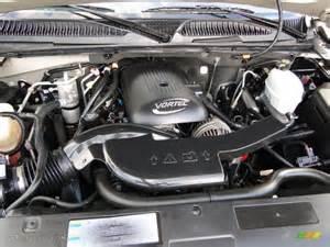 2006 chevrolet tahoe ls 4 8 liter ohv 16 valve vortec v8