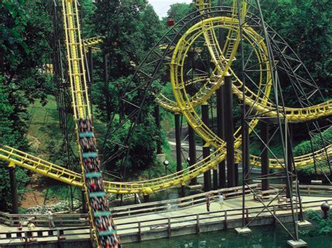 Busch Gardens Ez Pass by Loch Ness Roller Coaster Busch Gardens Williamsburg