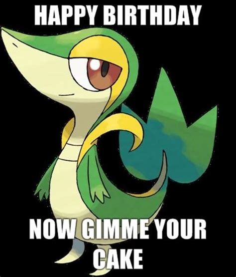 Pokemon Birthday Meme - happy birthday meme pokemon memes
