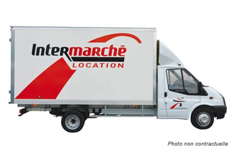 Intermarché Location voiture / camion / fourgon / véhicule utilitaire